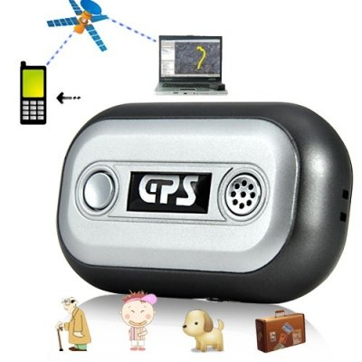 Small Lightweight Quadband GPS Tracker with SOS Calling